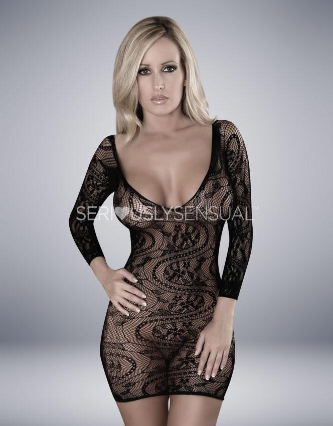 Provocative Sexy Dress - PR4180 - SeriouslySensual