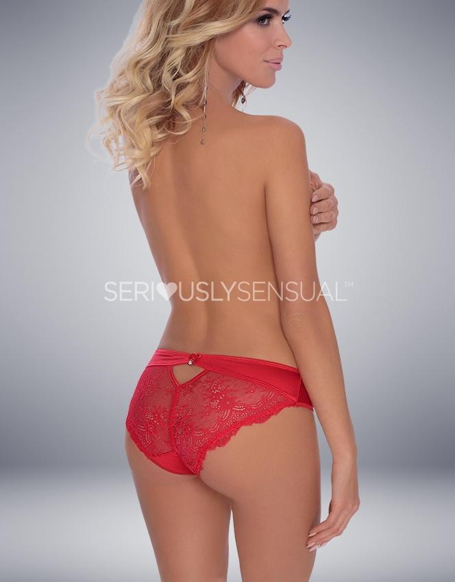 Roza Ali Brief Red - SeriouslySensual