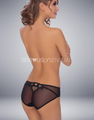 Roza Lica Brief Black - SeriouslySensual