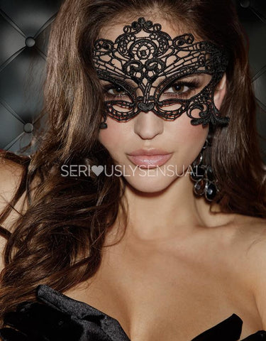 Shirley of Hollywood Venice Mask - 90348 - SeriouslySensual