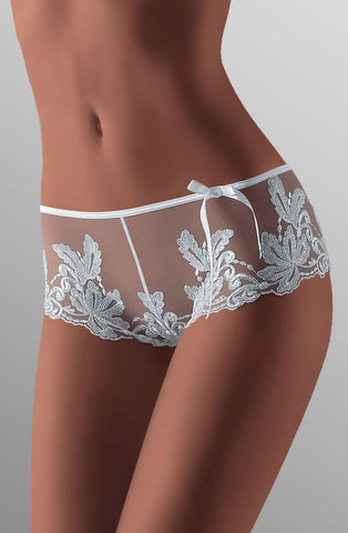 Wolbar Coco Brief - White - SeriouslySensual
