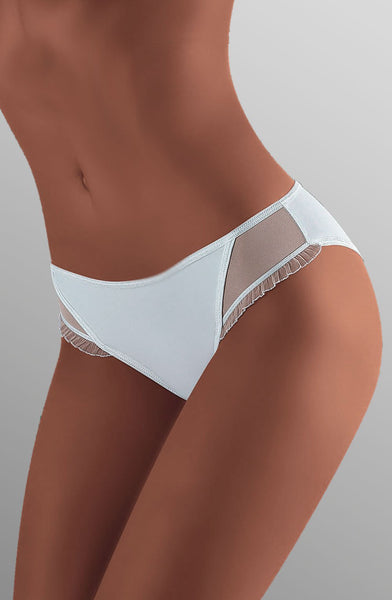 Wolbar Indy Brief - White - SeriouslySensual