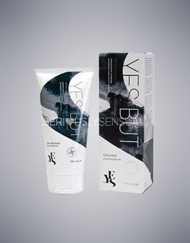 YES Anal Water-Based Natural Personal Lubricant - SeriouslySensual