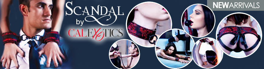 Scandal Bondage Collection by Calexotics