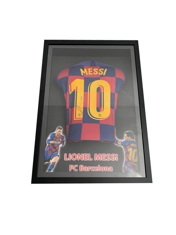 Messi Limited Edition 3D Light Up Shirt