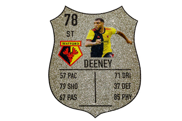 Deeny Player Card