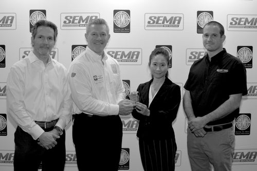 REVOLOGY NAMED 2020 GLOBAL MEDIA AWARD WINNER AT THE SEMA SHOW
