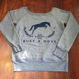 Bust A Move | SWEATSHIRT