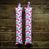 Pink Lotus Flowers | BOOT LEGS