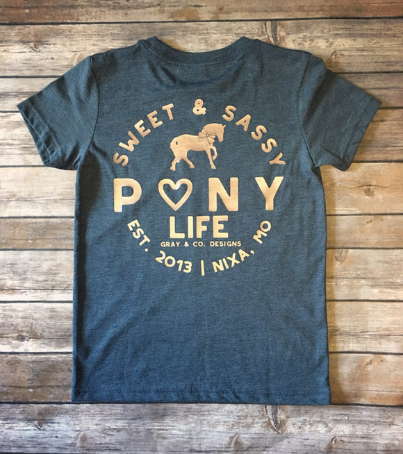 PONY LIFE | Youth Tee