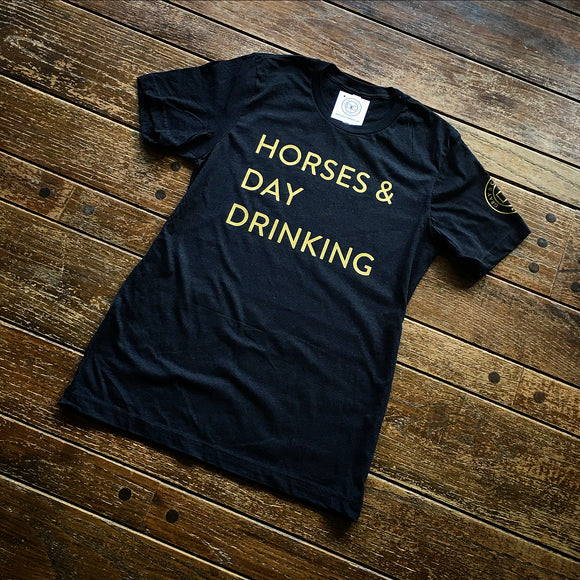 BLACK HORSES & DAY DRINKING | Tee