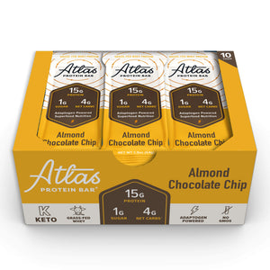 Almond Chocolate Chip (10-ct)