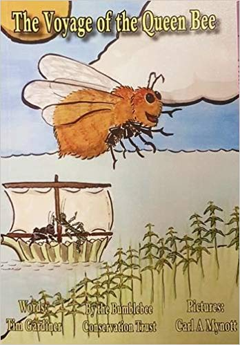 The Voyage of the Queen Bee by Tim Gardiner