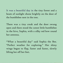 The Soggy Little Bee by Simon Henderson and Samantha Webb