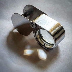 Wildlife Detective's Pocket Magnifier