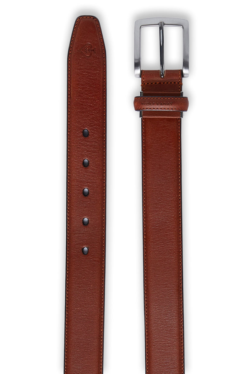 TAN LEATHER YANIS BELT