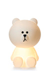 Mr Maria - Brown XL LED lamp