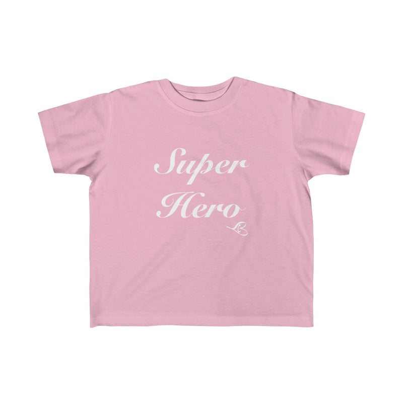 Super Hero Kid's Jersey Tee