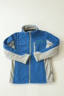 Boys' Medically Accessible Fleece Jacket - Blue