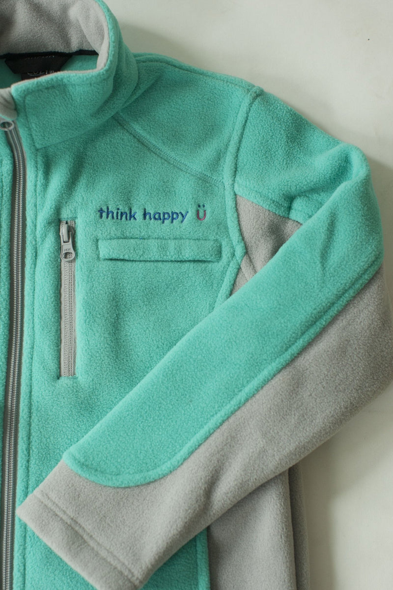 Boys' Medically Accessible Fleece Jacket - Teal