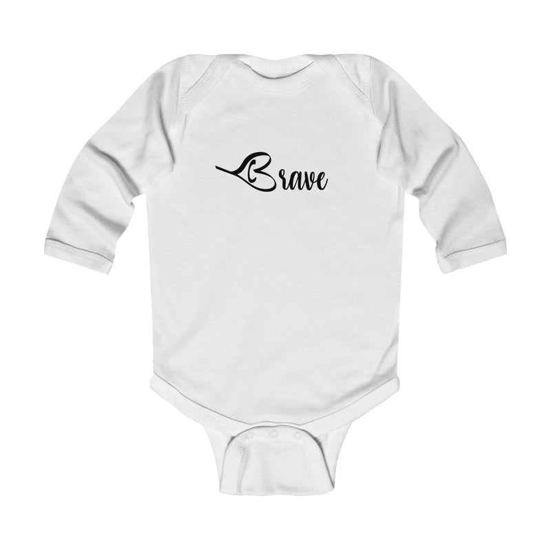 Infant LS Brave Onesie