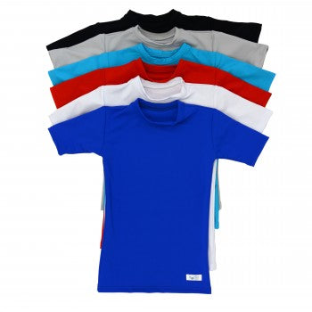 Plain and Simple Kozie Compression Short Sleeve Shirt