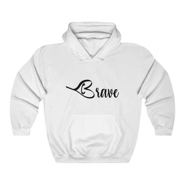 Brave Unisex Hooded Sweatshirt