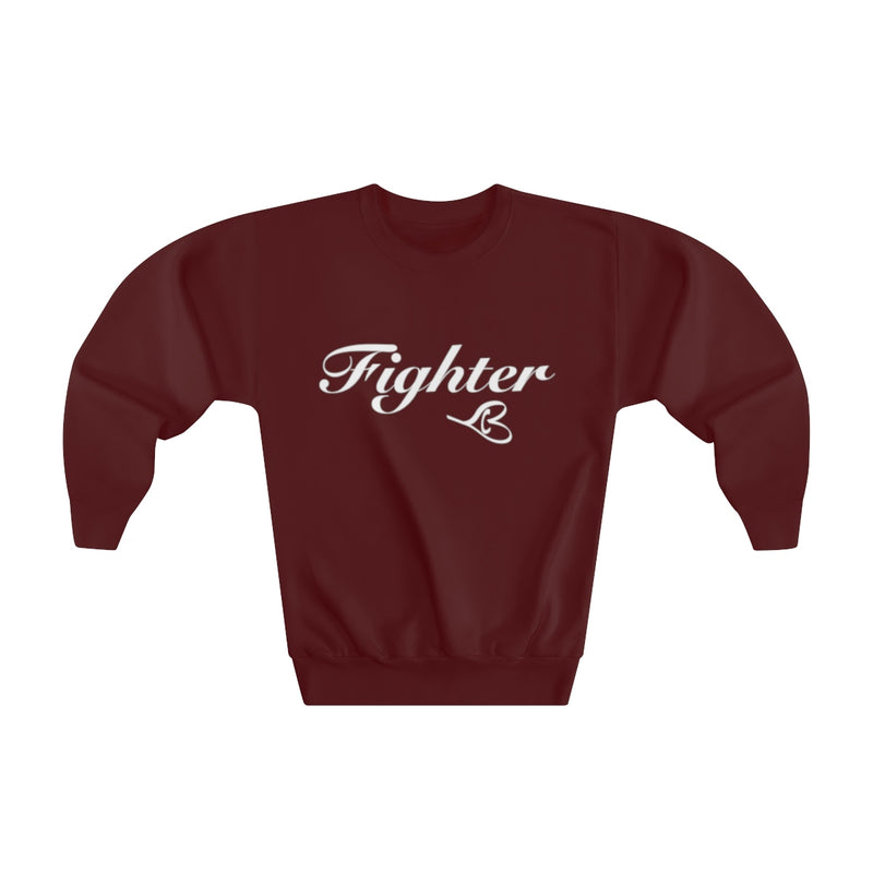 Fighter Youth Crewneck Sweatshirt