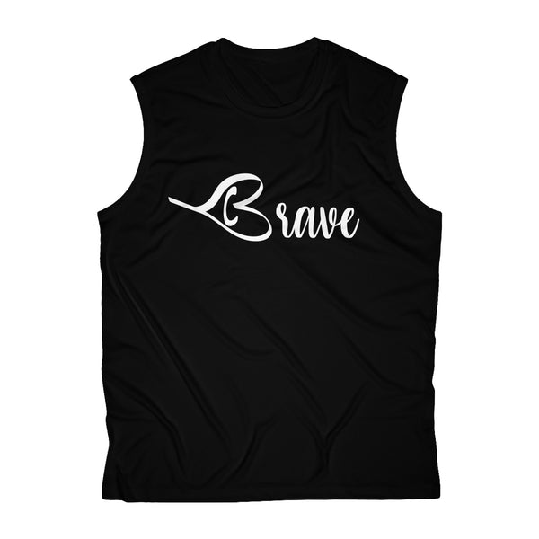 Brave Men's Sleeveless Performance Tee