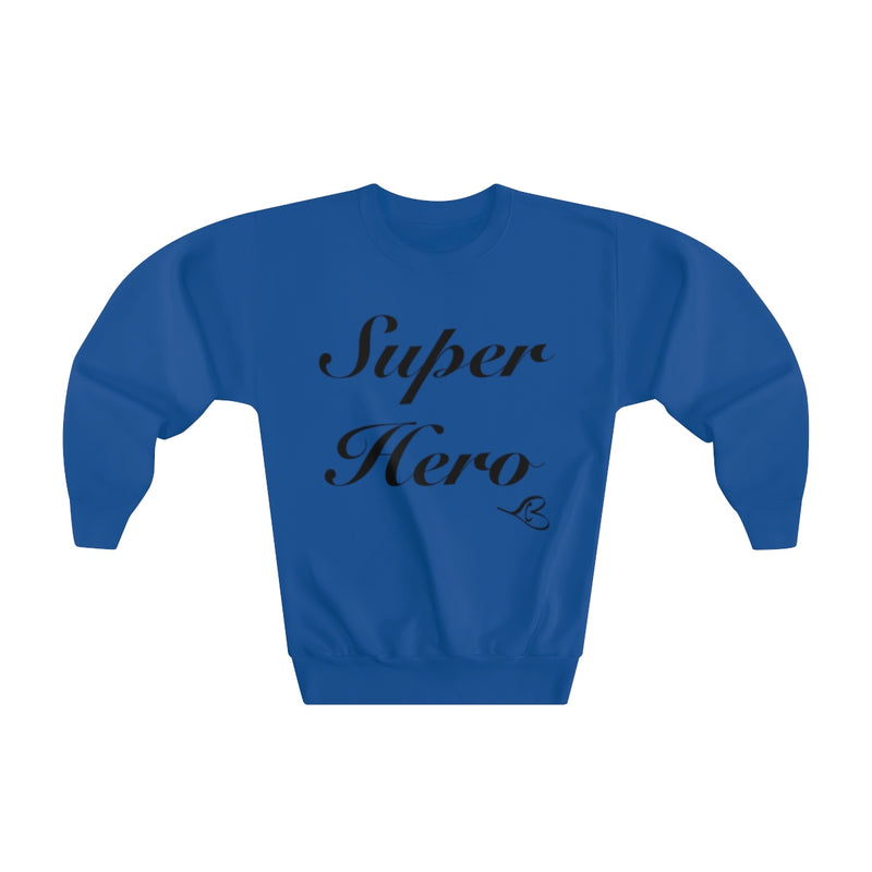 Super Hero Youth Sweatshirt