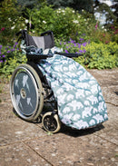 Adult Wheelchair Waterproof Fleece Lined Cozy Cover