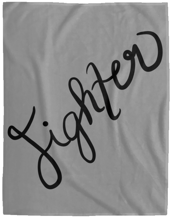 Fighter Cozy Plush Fleece Blanket - 60x80