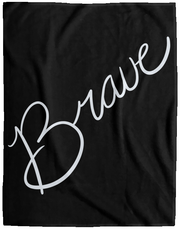 Brave Cozy Plush Fleece Blanket - 60x80