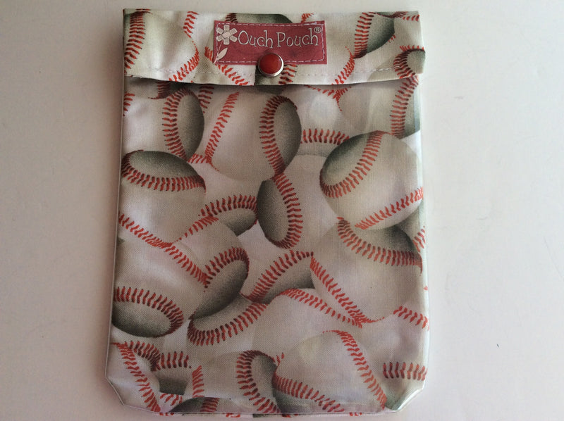 Baseball Ouch Pouch Set