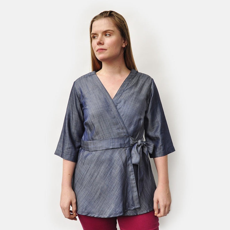 Surgical Recovery Blouse