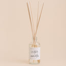 Cedar and Vanilla Reed Diffuser-Reed Diffusers-Sweet Water Decor-Sweet Water Decor-Motivational-Chic-Rustic-Home-Office-Decor-Hand-Lettered-Wholesale