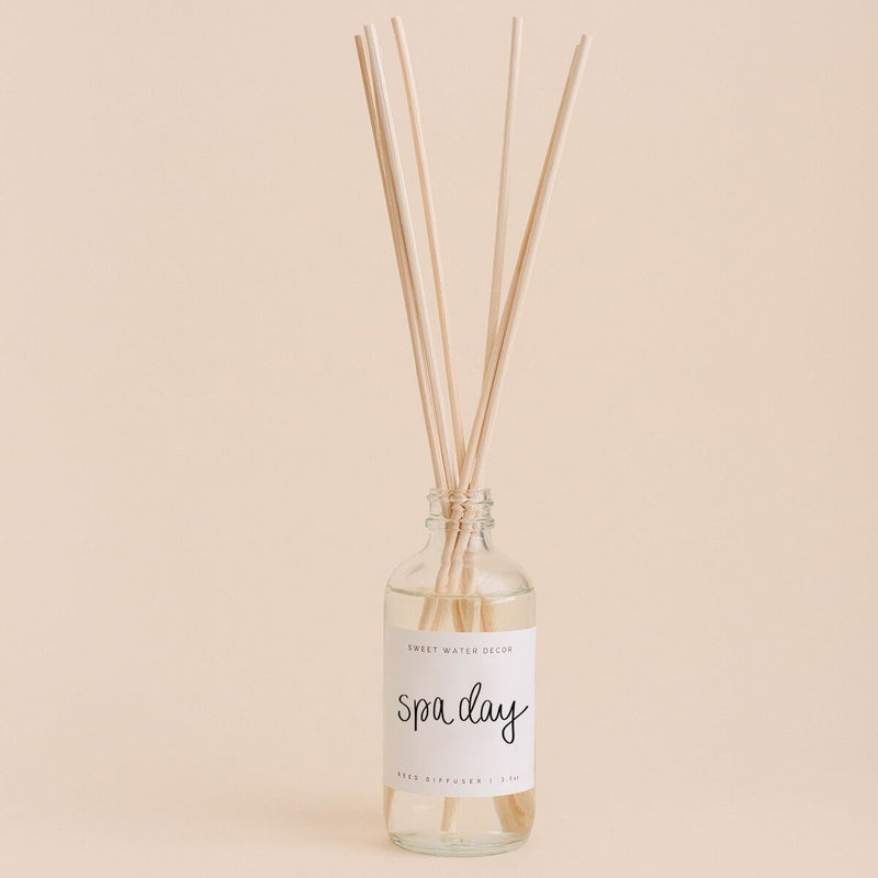 Spa Day Reed Diffuser