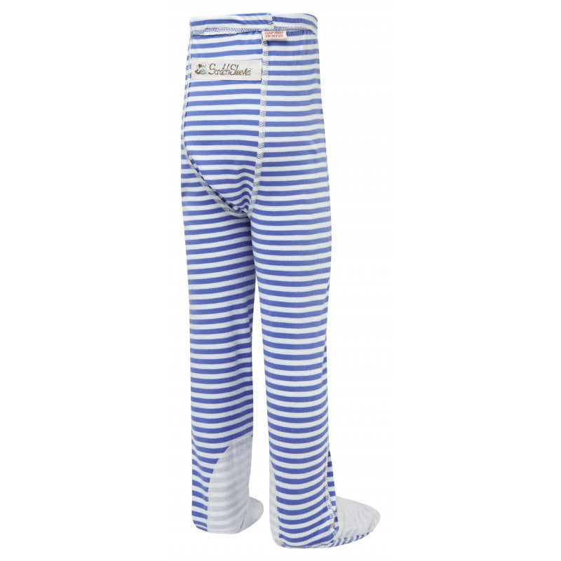 Blue Stripes ScratchSleeves Pajama Bottom