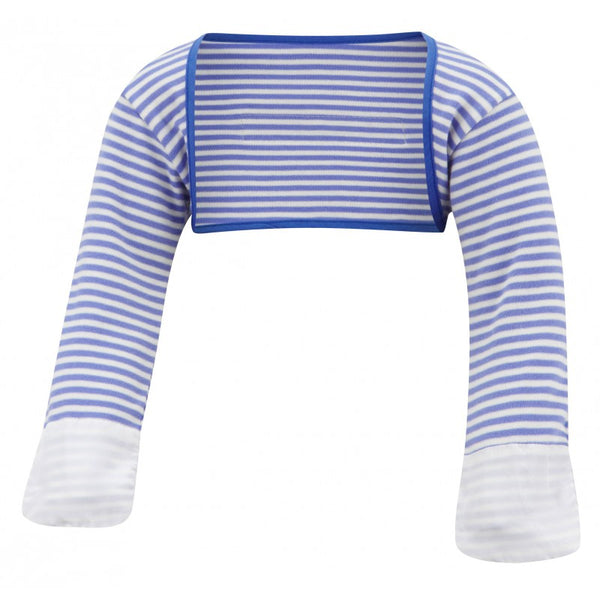 Blue Stripes ScratchSleeves