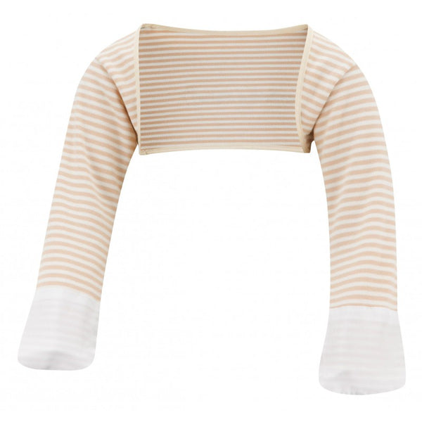 Cappuccino Stripes ScratchSleeves