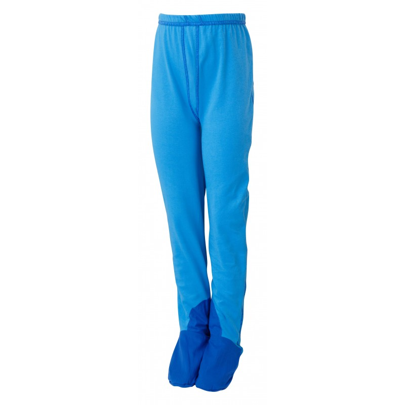 Blue Super Hero ScratchSleeves Pajama Bottoms