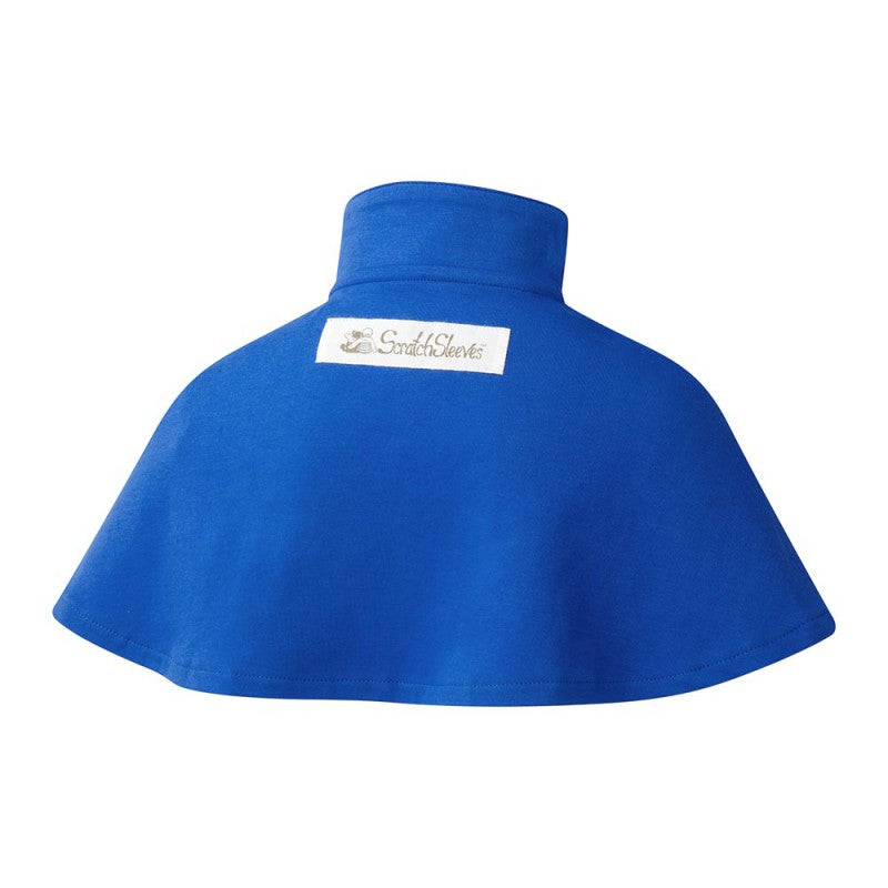 Blue ScratchSleeves Super Hero Cape