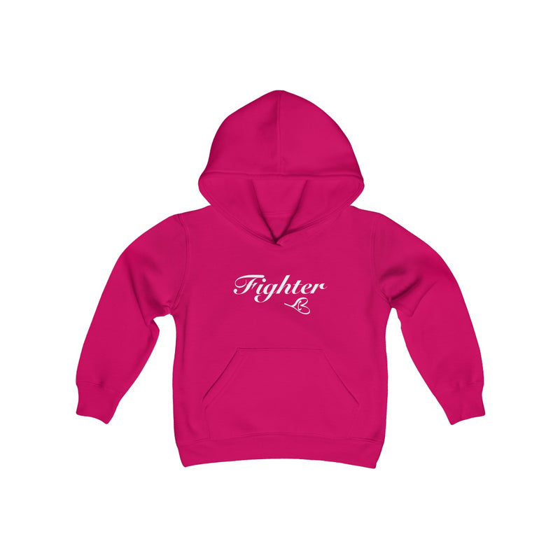 Fighter Youth Hooded Sweatshirt