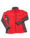 Men's Medically Accessible Polar Fleece Jacket - Red