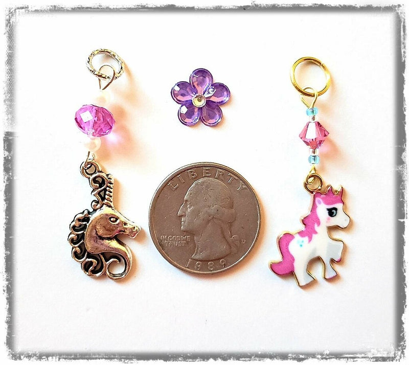 Majestic Hearing Aid Charm Set