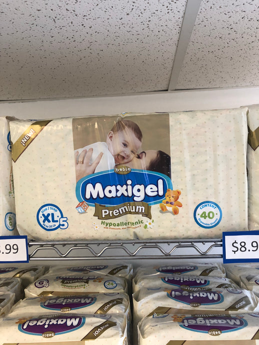 XLarge Diapers