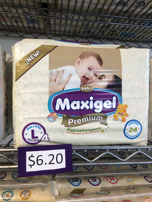 Large diapers
