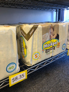 Small Diapers