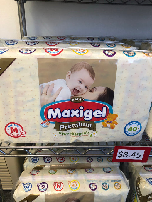 Medium Diapers