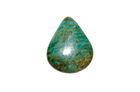 Amazonite taillée - Amour mineral